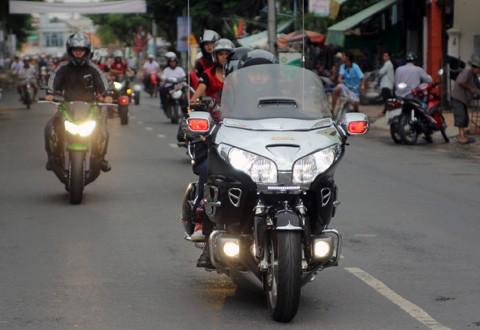 Theo bạn, có nên cho mô tô vào cao tốc? - ảnh 1