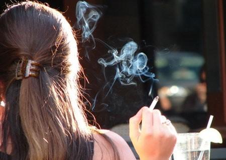 Phát hiện mới: khói thuốc lá 'sấy khô' vùng cấm - ảnh 1