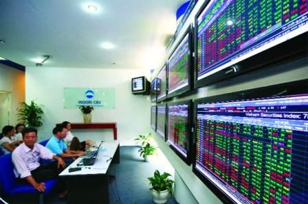 Những cổ phiếu đang tăng mạnh nhất - ảnh 1