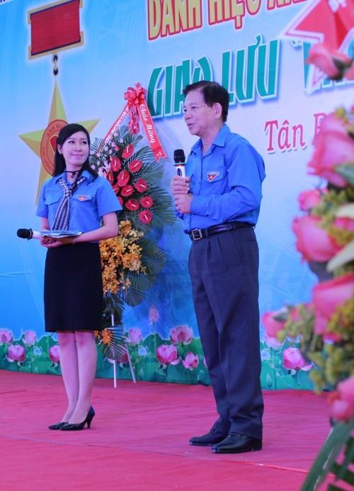 Nguyên chủ tịch nước Nguyễn Minh Triết xúc động hội ngộ đồng đội ở R - ảnh 2