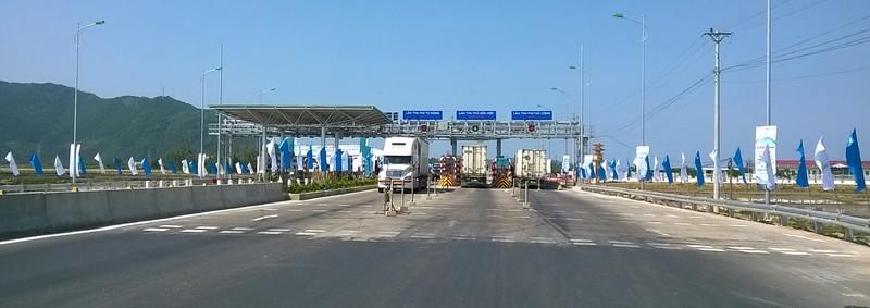 Nhiều dự án mở rộng quốc lộ 1A được đưa vào sử dụng - ảnh 2