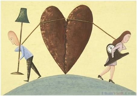 Kết thúc một cuộc hôn nhân - ảnh 1