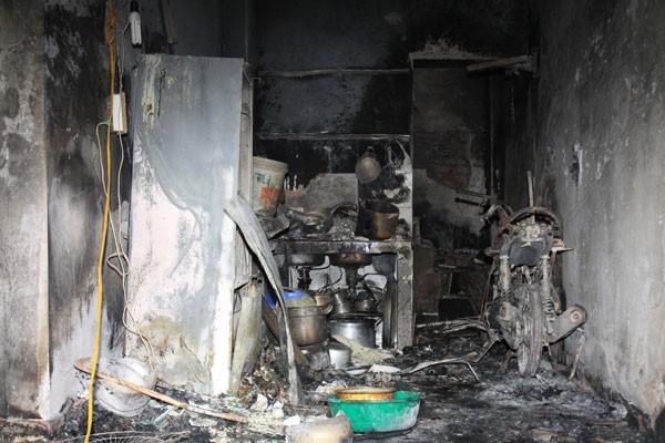 Cháy nhà, mất mạng nào ai có ngờ - ảnh 5