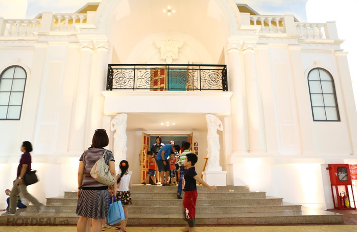 Vietopia mở cửa miễn phí chào đón đại gia đình báo chí Việt Nam - ảnh 2