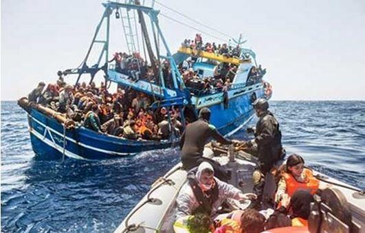 Vô vọng khi di cư trái phép sang Úc - ảnh 1