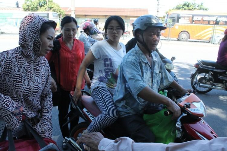 Sĩ tử khăn gói lên Hà Nội dự thi tốt nghiệp - ảnh 5
