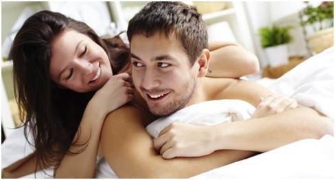 Chuyện yêu có thể thay thế một số loại thuốc - ảnh 1
