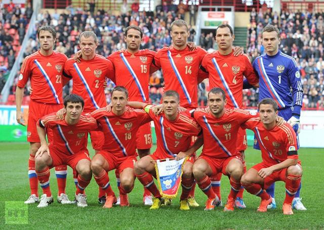 Trận bóng đá có một không hai giữa hai đội Nga- Đức - ảnh 3