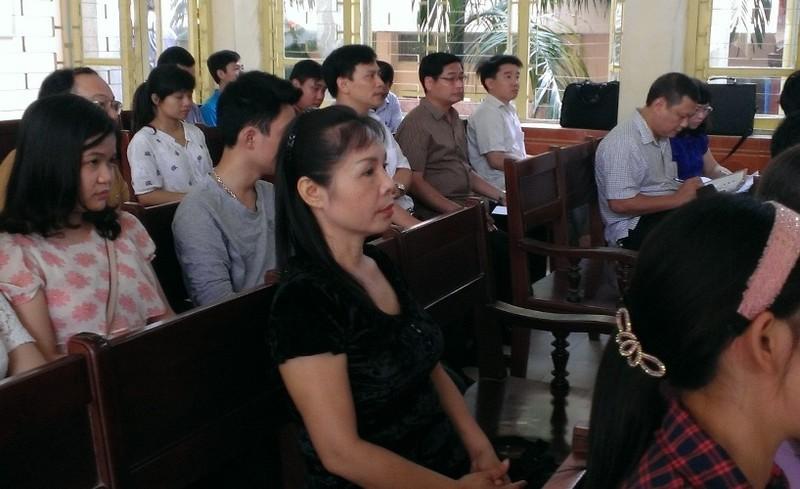 Vụ án oan ông Chấn: Hôm nay Lý Nguyễn Chung hầu tòa - ảnh 1