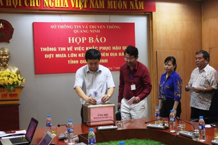 Lũ dữ Quảng Ninh, hệ thống thoát nước không đáp ứng được - ảnh 3