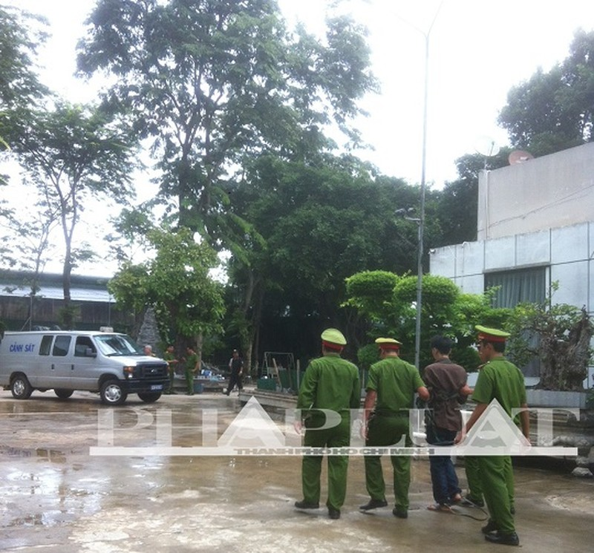 Kết thúc thực nghiệm hiện trường thảm sát Bình Phước - ảnh 3