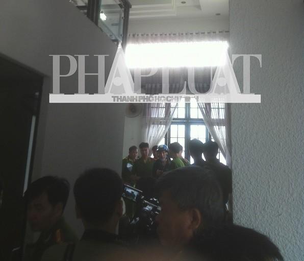 Kết thúc thực nghiệm hiện trường thảm sát Bình Phước - ảnh 6