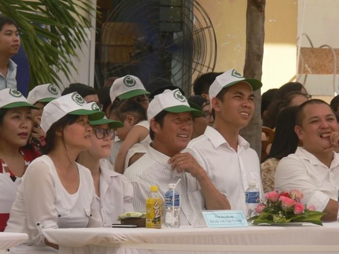 Lần đầu tiên một học sinh Bình Thuận lọt vào chung kết năm Đường lên đỉnh Olympia - ảnh 4