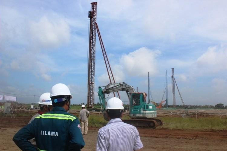 Nhiệt điện Sông Hậu 1: Dự kiến 1-2016 thi công móng cọc nhà máy chính - ảnh 3