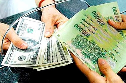 NHNN tăng tỉ giá liên ngân hàng 1%, nới biên độ tỉ giá 3% - ảnh 1