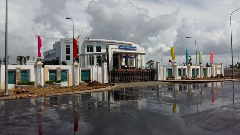 Truy trách nhiệm vụ TT Hội nghị Cà Mau bị mối, nước mưa 'tấn công' - ảnh 1
