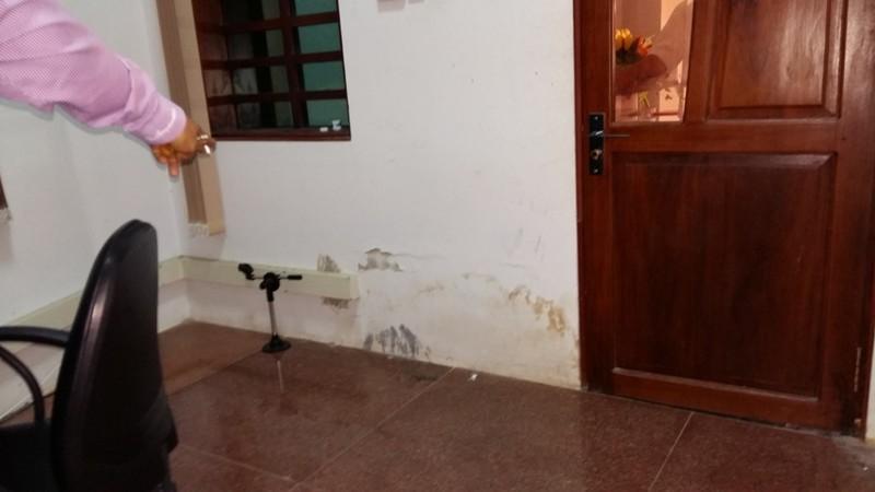 Truy trách nhiệm vụ TT Hội nghị Cà Mau bị mối, nước mưa 'tấn công' - ảnh 3