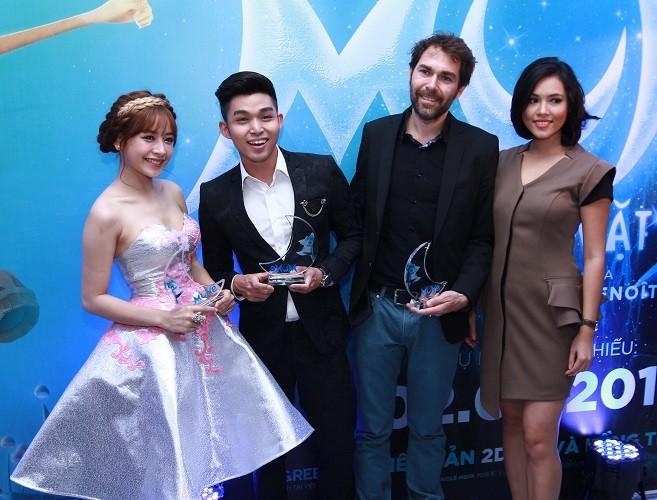 Đạo diễn Chiến binh mặt trăng đến Việt Nam - ảnh 3