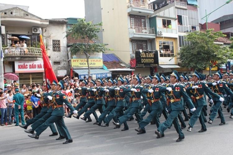 Toàn cảnh lễ mít tinh mừng 70 năm ngày Quốc khánh 2-9 - ảnh 7