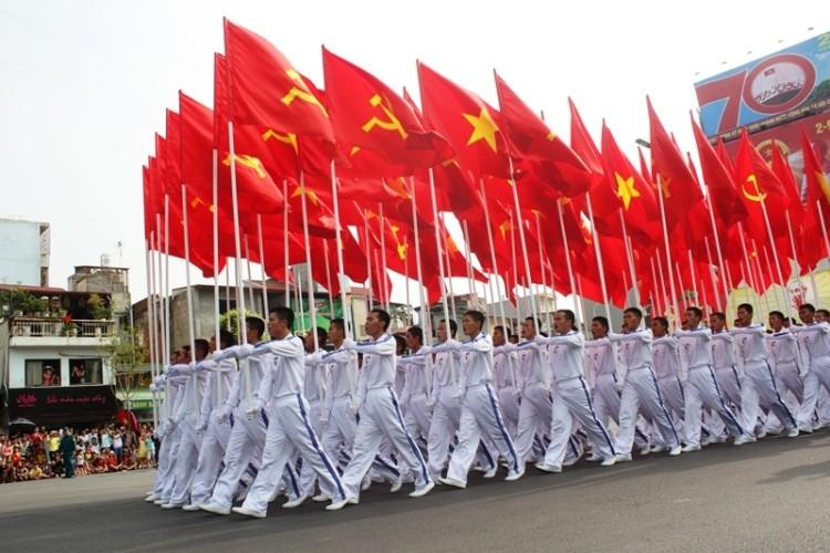 Toàn cảnh lễ mít tinh mừng 70 năm ngày Quốc khánh 2-9 - ảnh 13