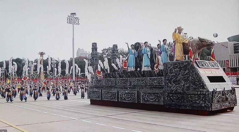 Toàn cảnh lễ mít tinh mừng 70 năm ngày Quốc khánh 2-9 - ảnh 16