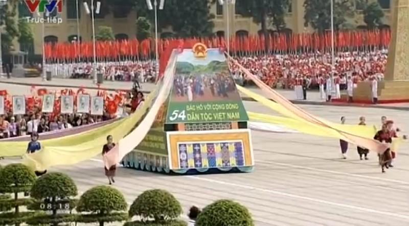 Toàn cảnh lễ mít tinh mừng 70 năm ngày Quốc khánh 2-9 - ảnh 27