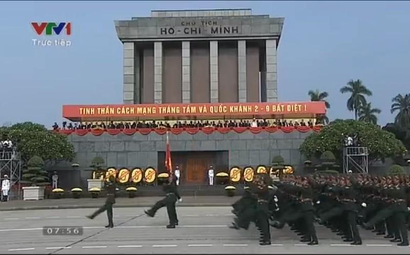 Toàn cảnh lễ mít tinh mừng 70 năm ngày Quốc khánh 2-9 - ảnh 35