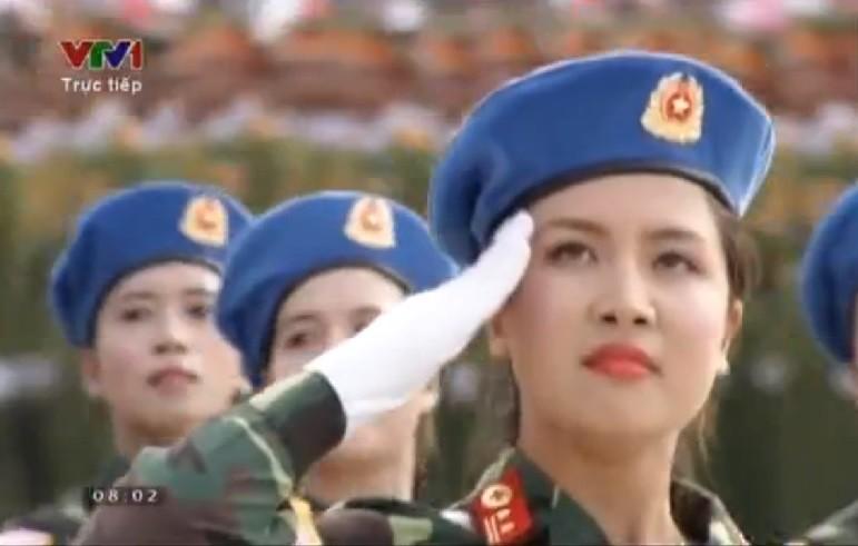 Toàn cảnh lễ mít tinh mừng 70 năm ngày Quốc khánh 2-9 - ảnh 38
