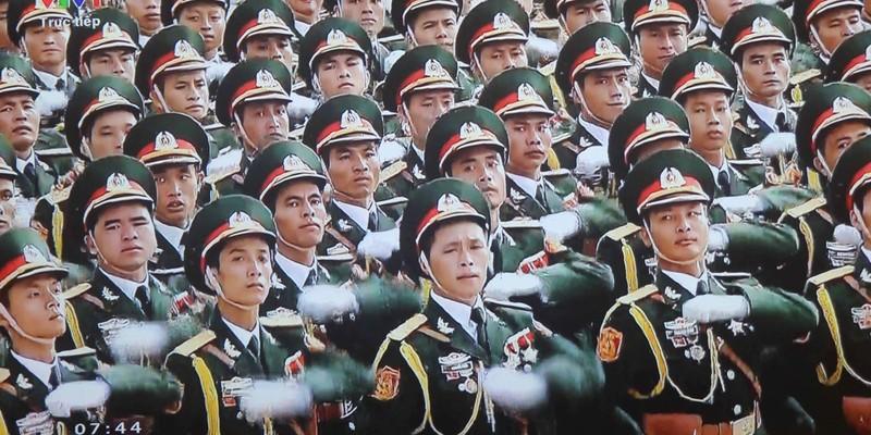 Toàn cảnh lễ mít tinh mừng 70 năm ngày Quốc khánh 2-9 - ảnh 48