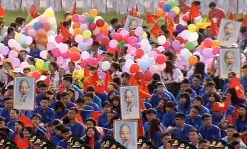 Toàn cảnh lễ mít tinh mừng 70 năm ngày Quốc khánh 2-9 - ảnh 50