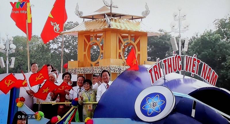 Toàn cảnh lễ mít tinh mừng 70 năm ngày Quốc khánh 2-9 - ảnh 25