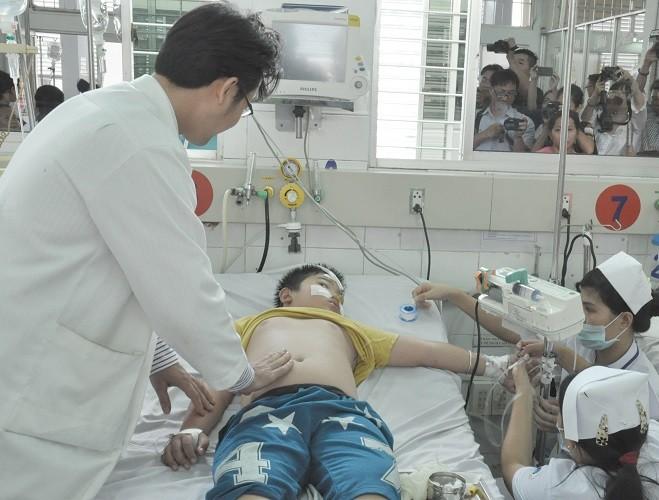 TP.HCM ca sốt xuất huyết tăng 53% - ảnh 1