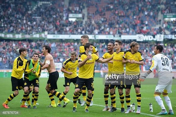 Bundesliga vòng 4: Bayern và Dortmund nắm tay nhau giành trọn 3 điểm - ảnh 1