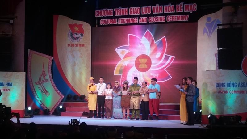 Ra thông điệp chung Diễn đàn Thanh niên ASEAN - ảnh 1
