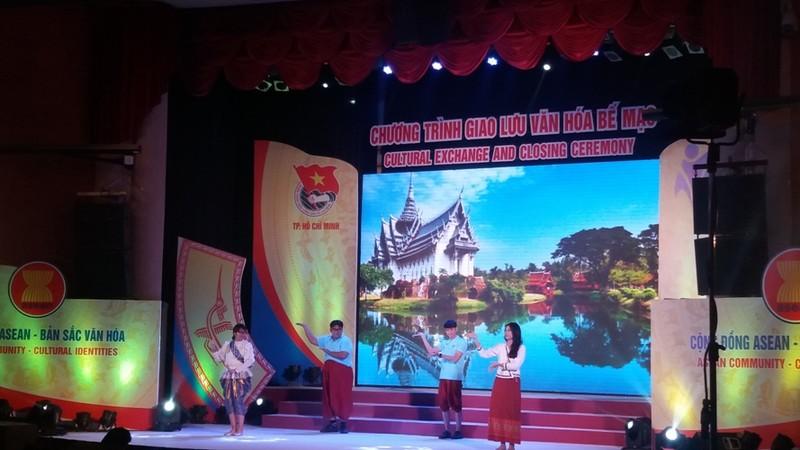 Ra thông điệp chung Diễn đàn Thanh niên ASEAN - ảnh 7