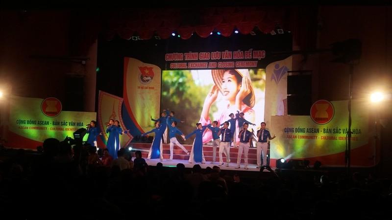 Ra thông điệp chung Diễn đàn Thanh niên ASEAN - ảnh 9