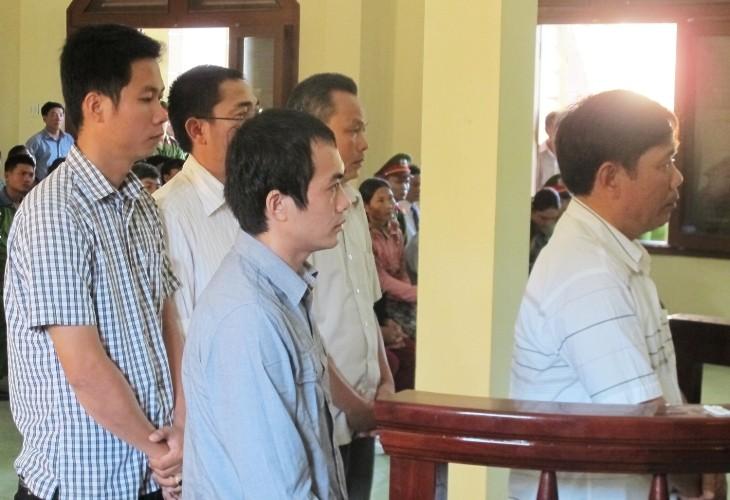 Hoãn xử phúc thẩm vụ công an đánh chết nghi can ở Phú Yên - ảnh 1