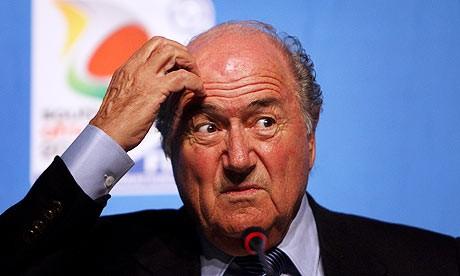 Nhà tài trợ lớn của FIFA đòi Blatter từ chức ngay tức khắc - ảnh 1