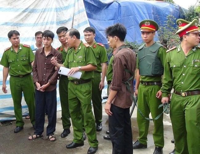 Hoàn tất kết luận điều tra vụ thảm sát Bình Phước - ảnh 1
