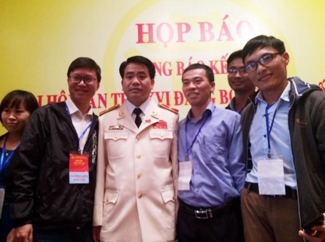 Chân dung Thiếu tướng Nguyễn Đức Chung, ứng cử viên vị trí chủ tịch TP Hà Nội - ảnh 2