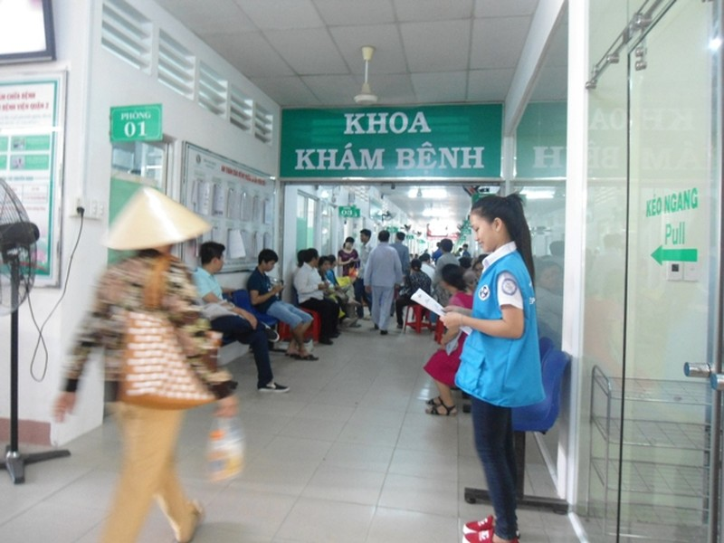TP.HCM tiếp tục ra mắt đội 'Tiếp sức người bệnh' tại bốn bệnh viện - ảnh 4