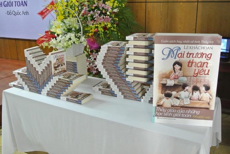 Tái bản lần thứ 11 quyển sách học trò ăn khách từ 1964 - ảnh 1
