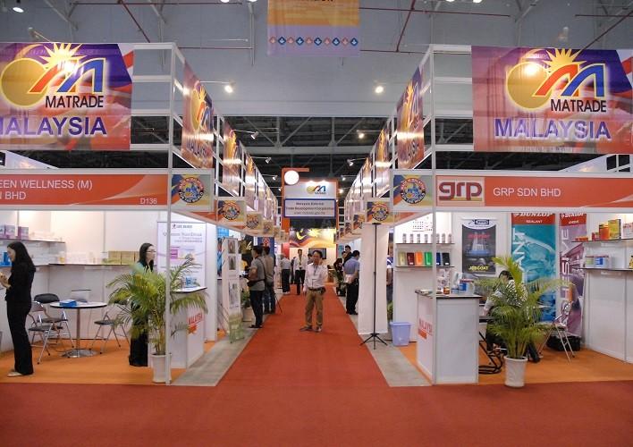 VIETNAM EXPO 2015: Cơ hội giao dịch thương mại - ảnh 1