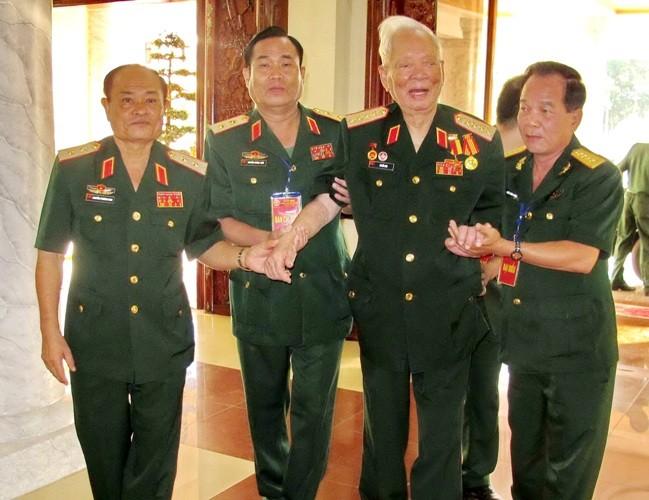 Chủ tịch nước trao huân chương Quân công hạng Nhất cho Quân khu 9 - ảnh 1