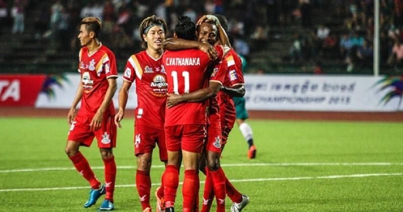 Toyota Mekong Club Championship: Vô địch V- League bị vô địch Campuchia loại - ảnh 1