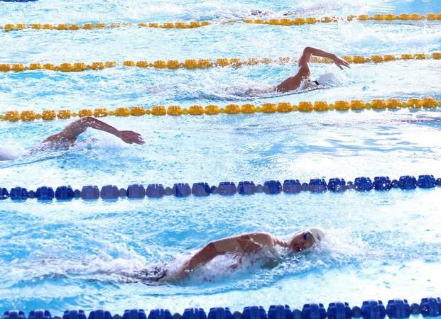 Việt Nam xếp thứ 2 tại giải bơi vô địch các nhóm tuổi Đông Nam Á - ảnh 1