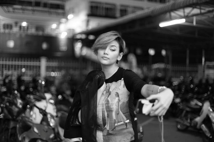 Siêu mẫu Hoàng Yến: Kiếm tiền từ DJ dễ hơn làm người mẫu - ảnh 3