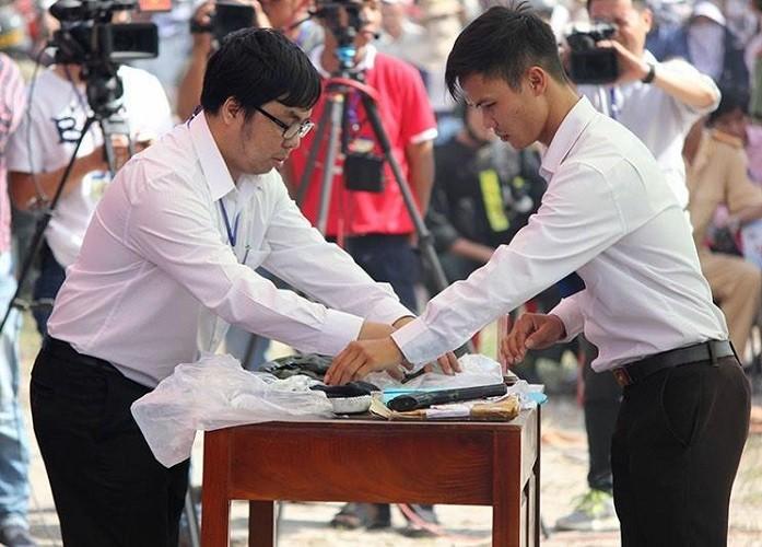 Xử vụ thảm sát Bình Phước: Dương, Tiến lãnh án tử, Thoại 16 năm tù  - ảnh 23