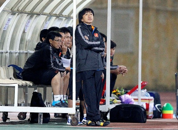 Trận giao hữu thứ ba của U-23 Việt Nam: Hòa Cerezo Osaka (Nhật Bản) 2-2 - ảnh 1