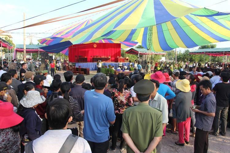 Xử vụ thảm sát Bình Phước: Dương, Tiến lãnh án tử, Thoại 16 năm tù  - ảnh 29